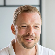 Claus dal Sasso Physiotherapeut und Yogalehrer